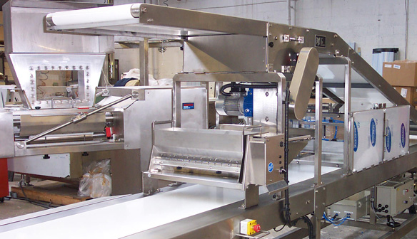 Custom food machinery