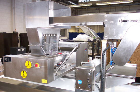 Food Machinery - Sheeter